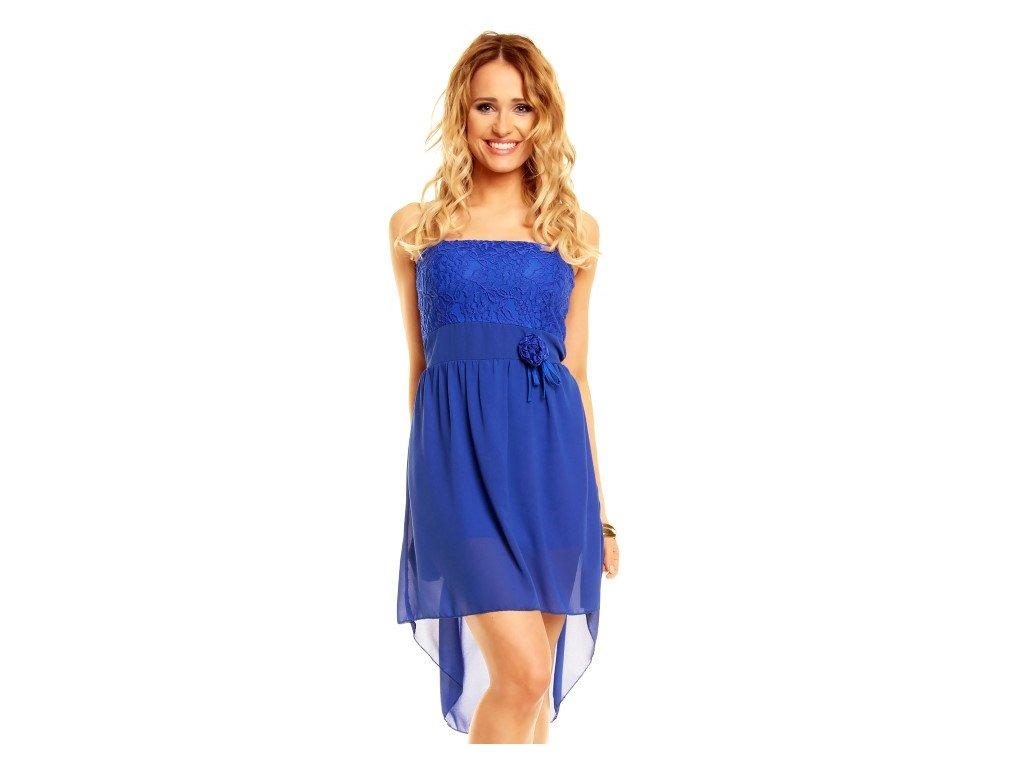 A Společenské šaty Made in Italy - modré