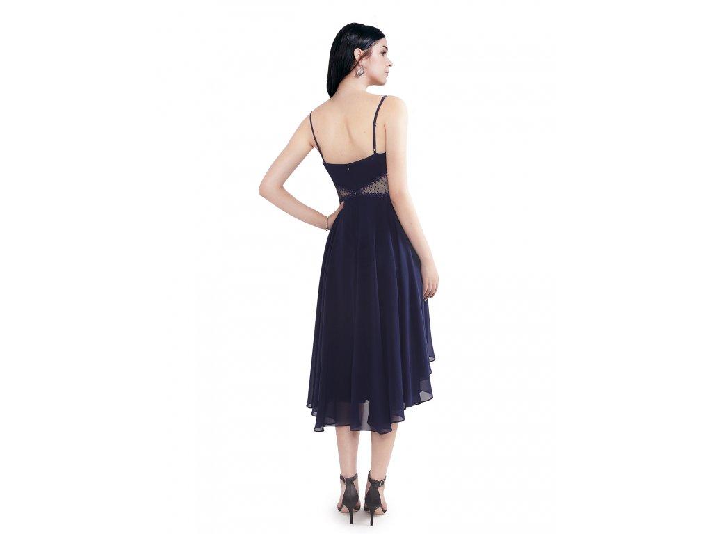 Krátké šaty tmavě modré Ever Pretty 3040 96a37397b8