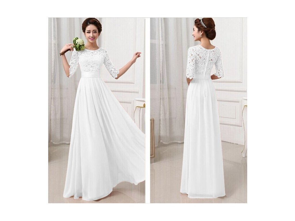 beadc3b2833 Plesové šaty