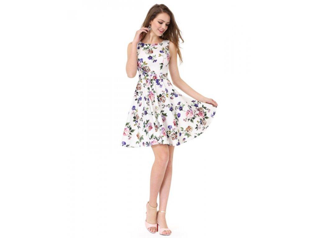 Ever Pretty letní šaty květované 5488