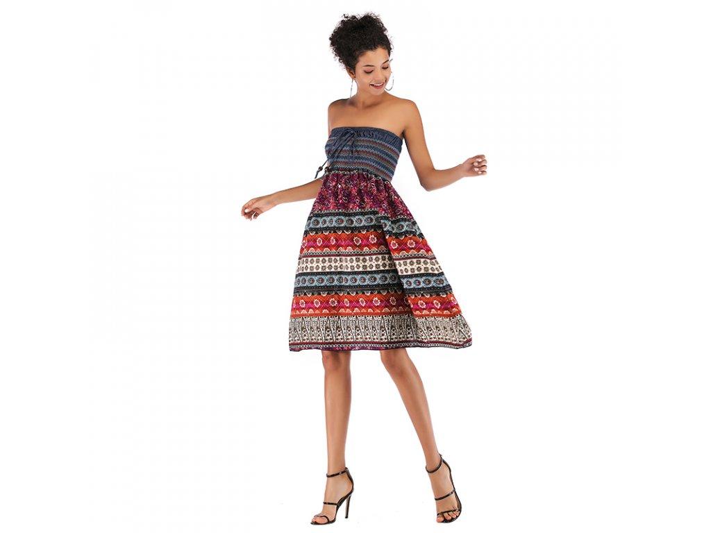 b666697ddc12 Letní šaty trendy oblečení