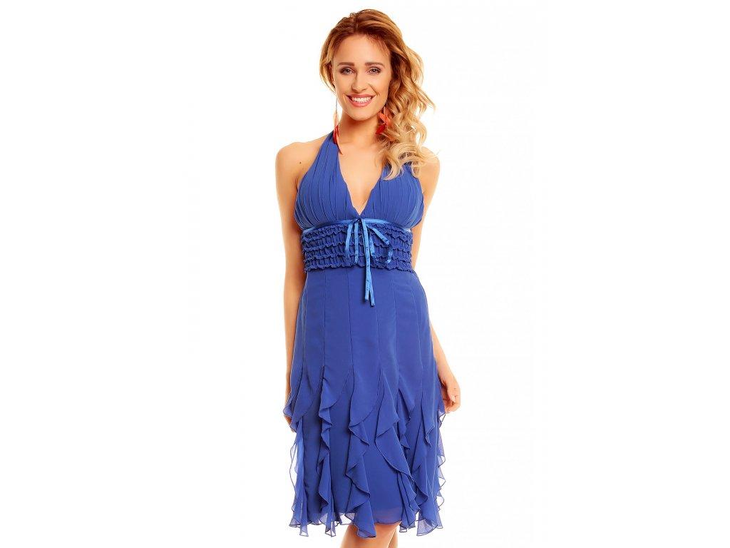 dress mayaadi hs 310a blue l