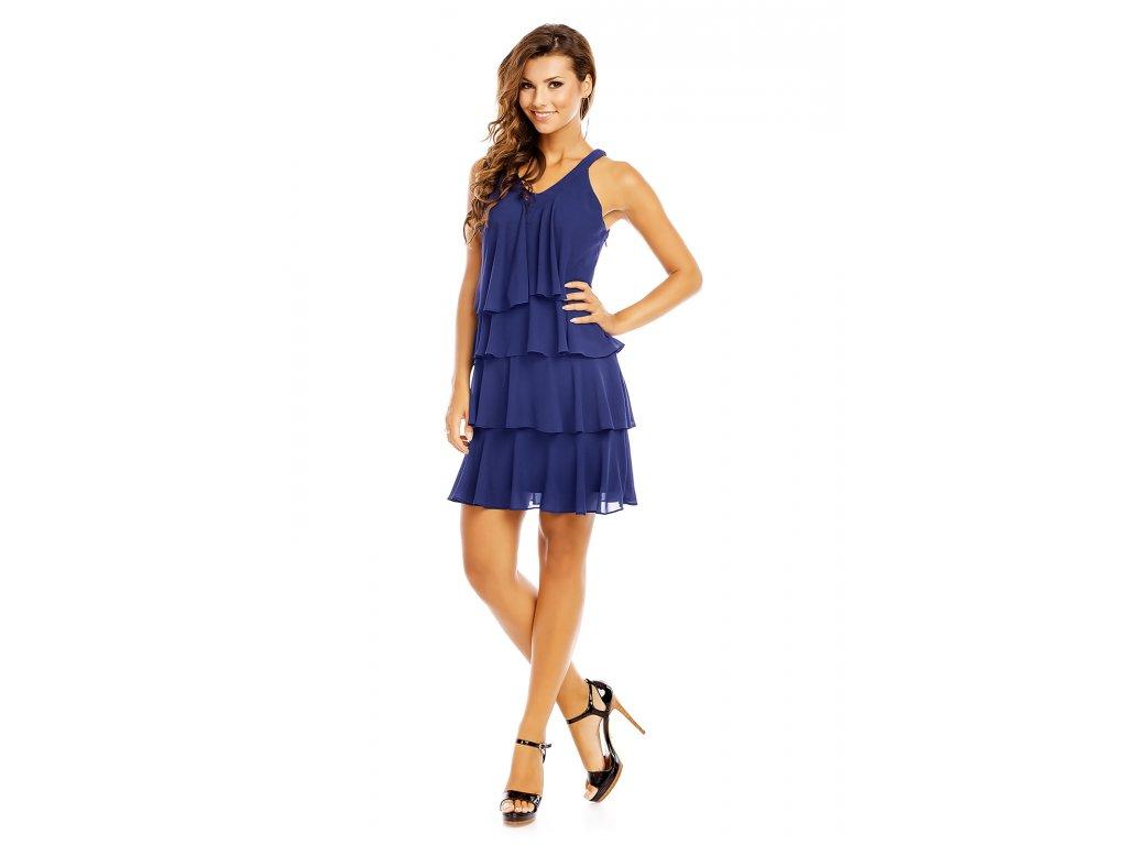 dress mayaadi hs 372 dark blue xl