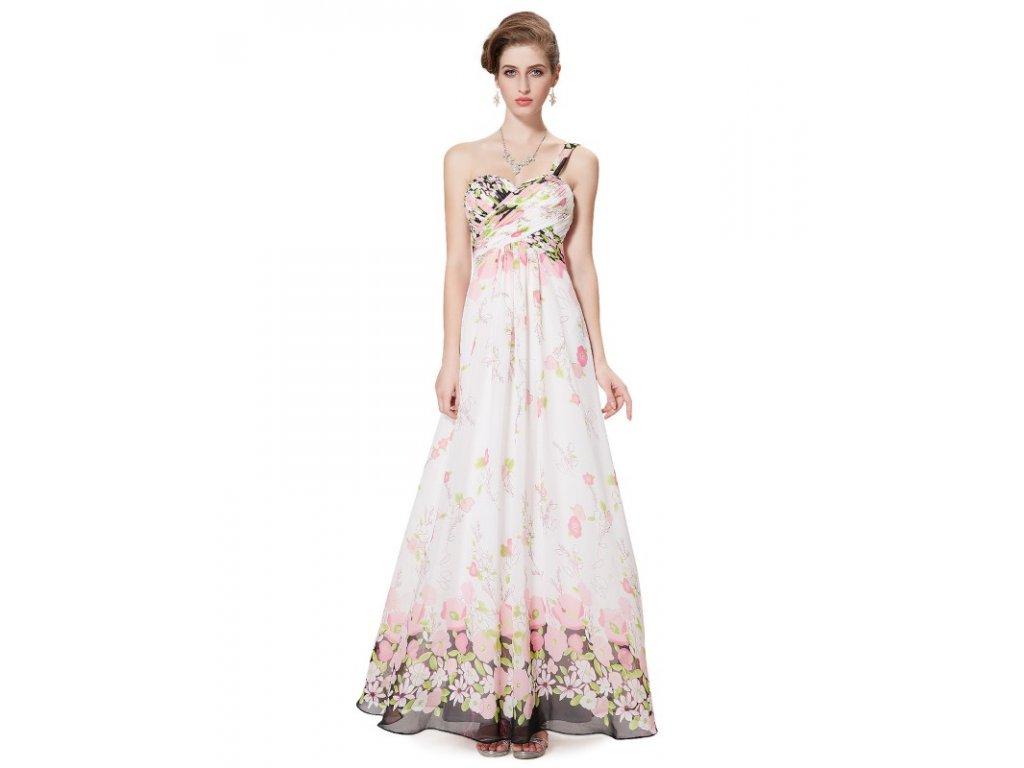 Ever Pretty letní květinové dlouhé šaty 8394 - trendy-obleceni.cz e82df2b106