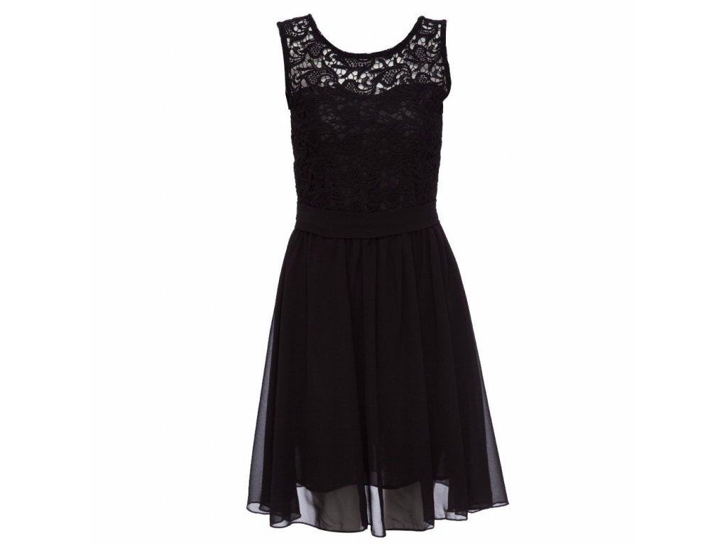 černé šaty s krajkou (2)