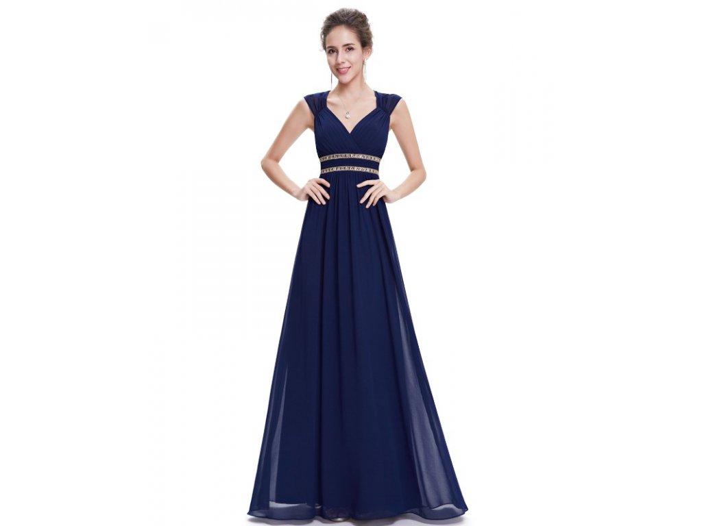 ... Ever Pretty šaty dlouhé elegantní tmavě modré 8697 (Velikost 3XL   48    16   · 117201873201PM621 · 117201873528PM842 · 117201873530PM774 6e8a19180f