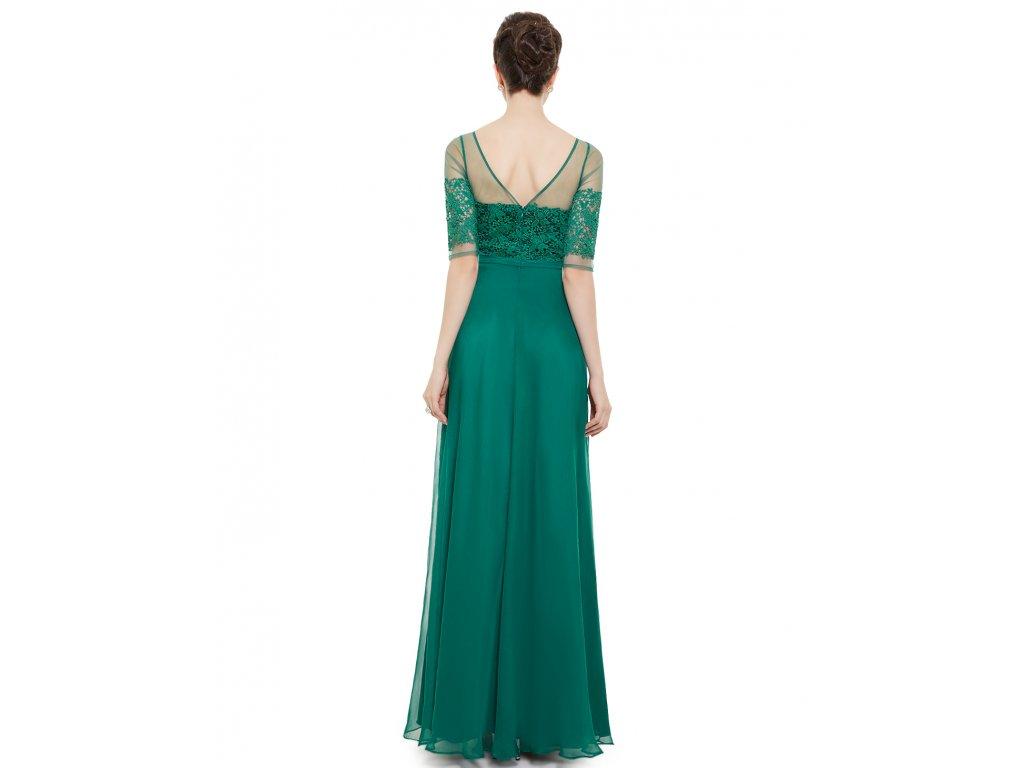 ... Elegantní Ever Pretty plesové šaty zelené 8459 (Velikost 3XL   48   16    20 ... a890633c87