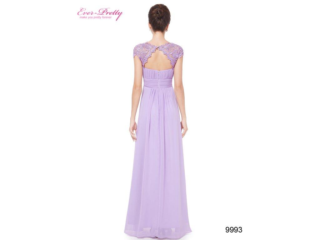 0d48c15613f0 ... Ever Pretty krajkové šaty společenské fialové 9993 (Velikost 3XL   48    16   20 ...