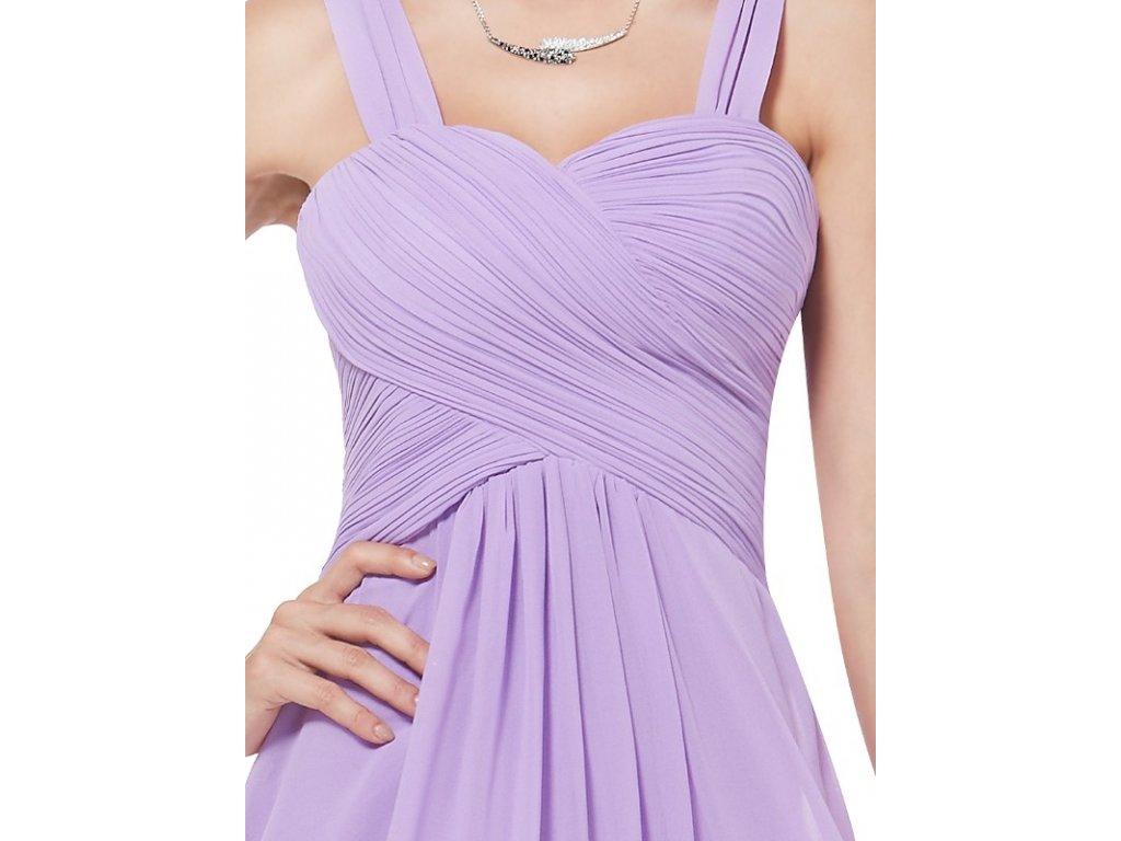 f255d7e8bb5b ... Ever Pretty plesové šaty krátké fialové 3539 (Velikost 3XL   48   16    20 ...
