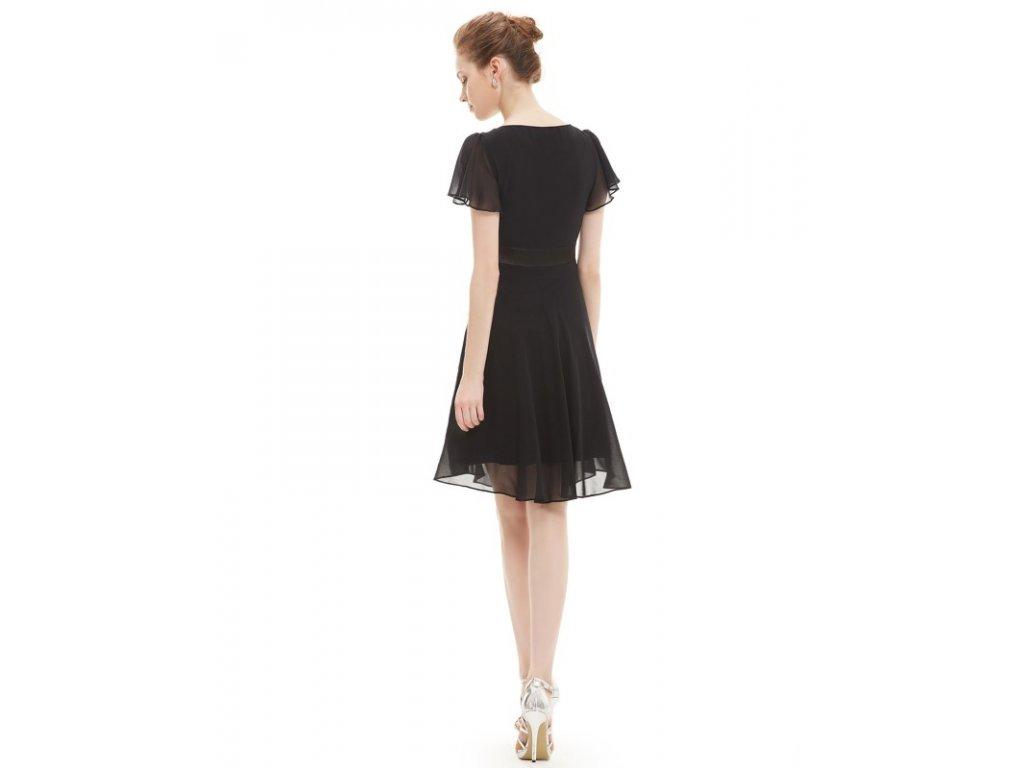 ... Šaty do tanečních či plesy černé Ever Pretty 3990 (Velikost 3XL   48    16 ... 9c2b6c1ec7a