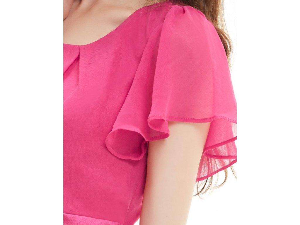 ... Šaty do tanečních či plesy růžové Ever Pretty 3990 (Velikost 3XL   48    16 f1da5bbeacd