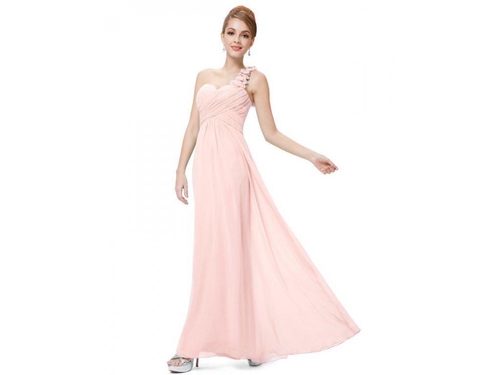 b6da7f5e2fa3 Ever Pretty plesové šaty růžové 9768 PK (Velikost 3XL   48   16   20