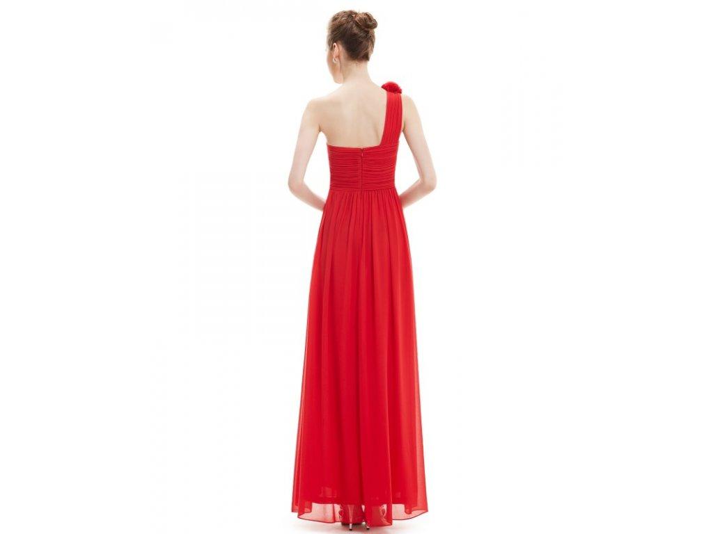 107ceb63c2fc ... Ever Pretty plesové šaty červené 8237 RD (Velikost 3XL   48   16   20