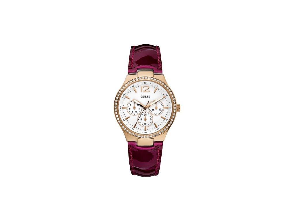 A Guess dámské hodinky Balcony W13556L2