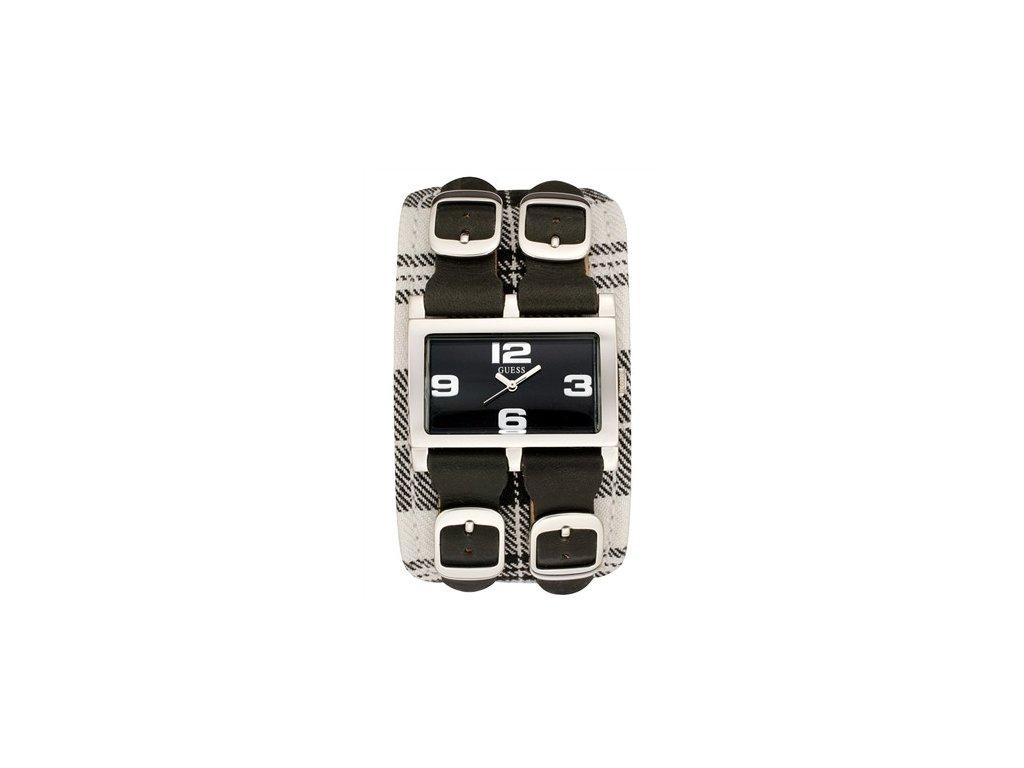 A Guess W80017L1 dámské hodinky TARTAN