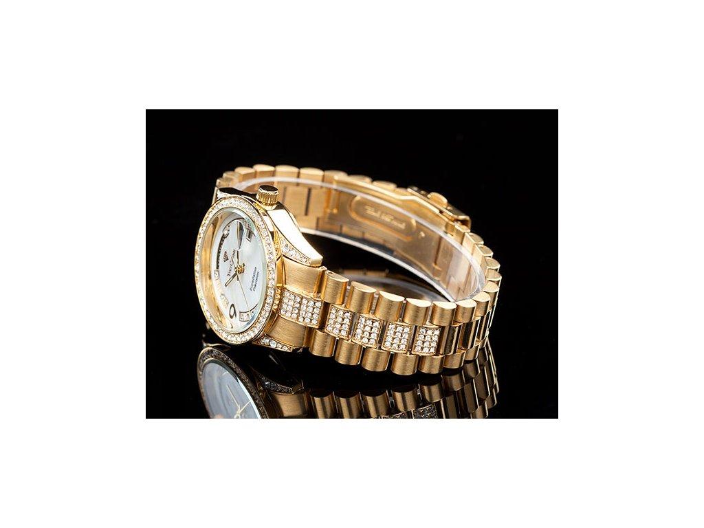 A Yves Camani YC1043-C unisex hodinky s kamínky - trendy-obleceni.cz b0953bf8d3