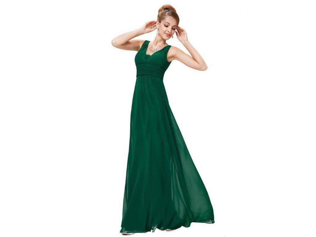 6bd5adbad73 Ever Pretty plesové šaty elegantní zelené 8110 (Velikost 3XL   48   16   20