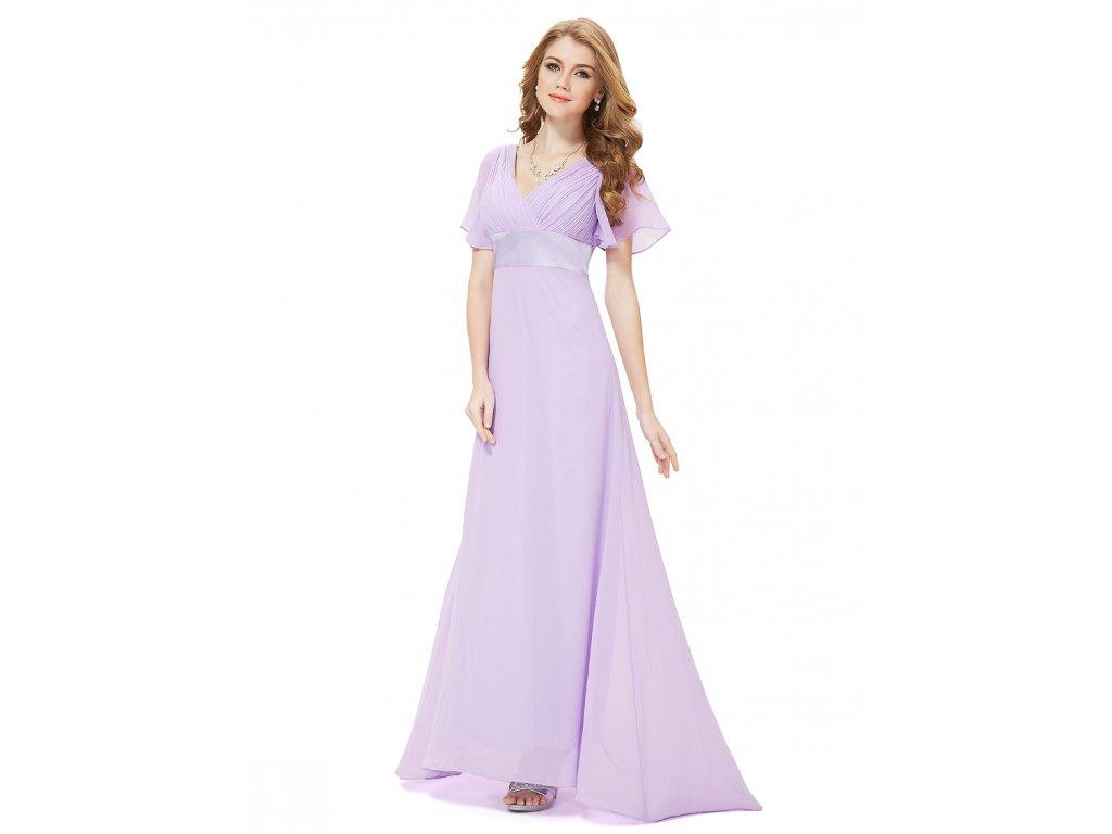 Ever Pretty plesové šaty světle fialové 9890 - trendy-obleceni.cz 4bd4ba0ce4