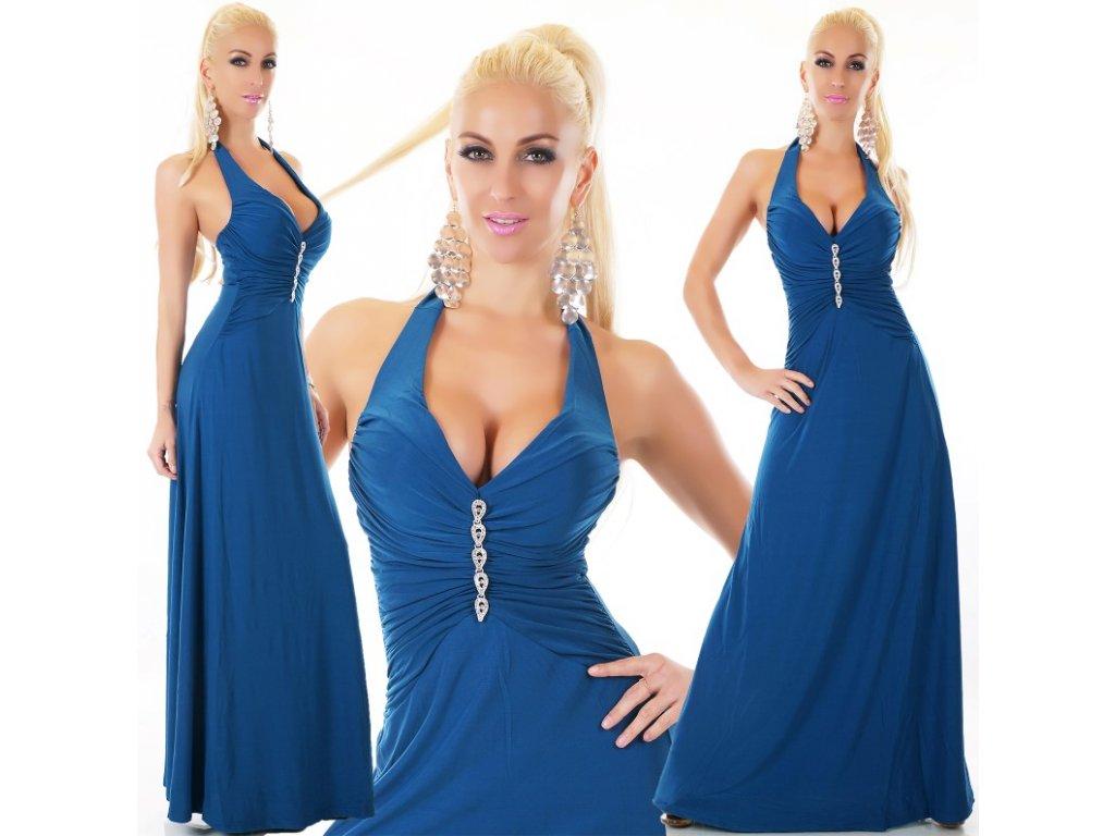 Queen O.F. elegantní modré ST149