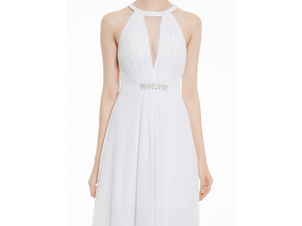 afce7c33192 Svatební šaty bílé Ever Pretty 9995 - trendy-obleceni.cz