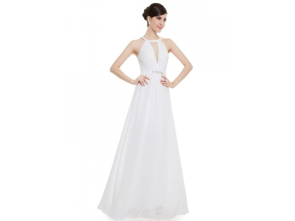 Svatební šaty bílé  Ever Pretty 9995