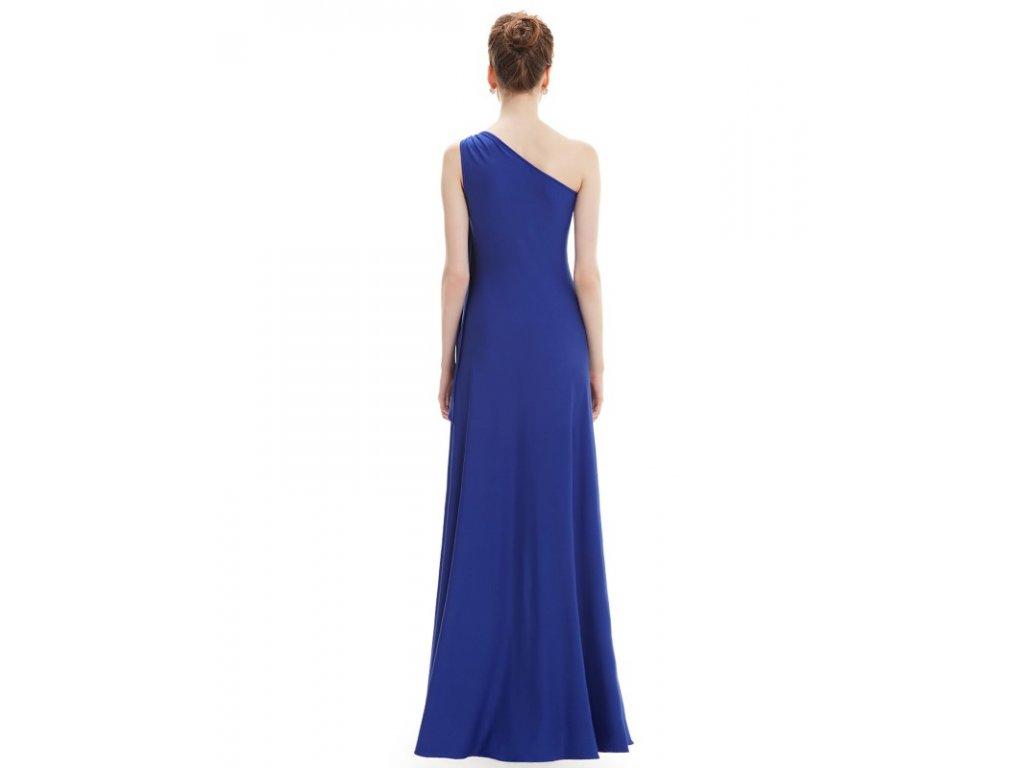 00b199809368 Ever Pretty plesové šaty safírově modré splývavé 9463 - trendy ...