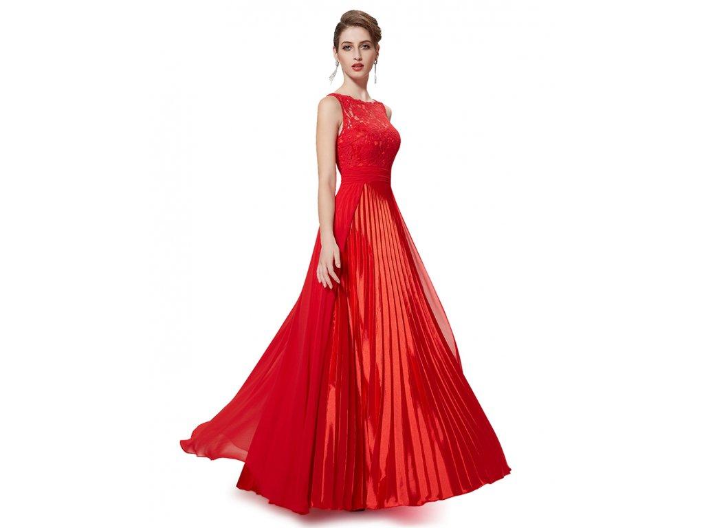 6de6b14e1d7e Ever Pretty plesové šaty červené 8352 - trendy-obleceni.cz
