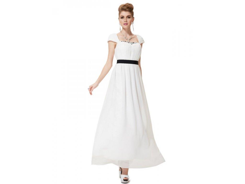 9d2a8f2b73b Ever Pretty šaty bílé řeckého typu 8098 - trendy-obleceni.cz