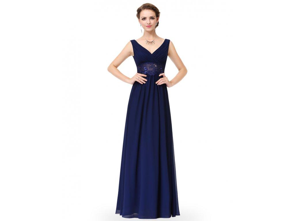 db2bbc883f9f Ever Pretty šaty plesové navy modré 8854 - trendy-obleceni.cz