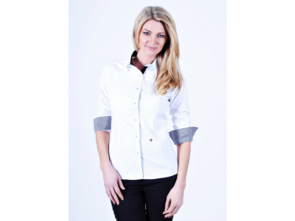 501f5053e9f Luxusní dámská košile
