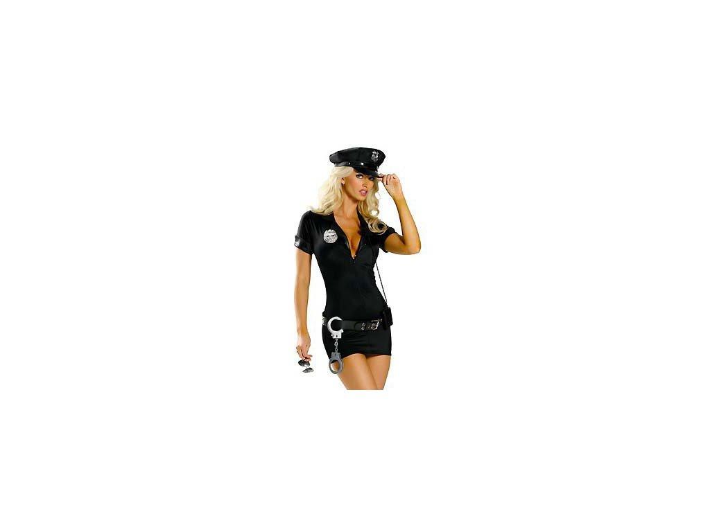 Sexy obleček Policistka