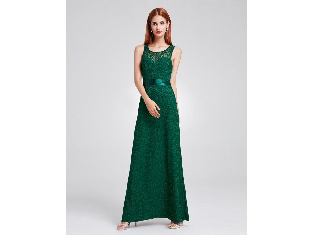 1ffedb64fda Ever Pretty plesové šaty zelené krajkované 8938 - trendy-obleceni.cz
