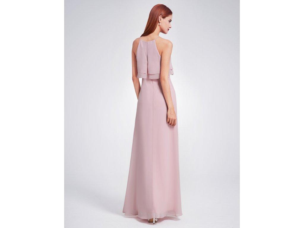 8ee717f80989 Růžové šaty Ever Pretty 7137 · Růžové šaty Ever Pretty 7137