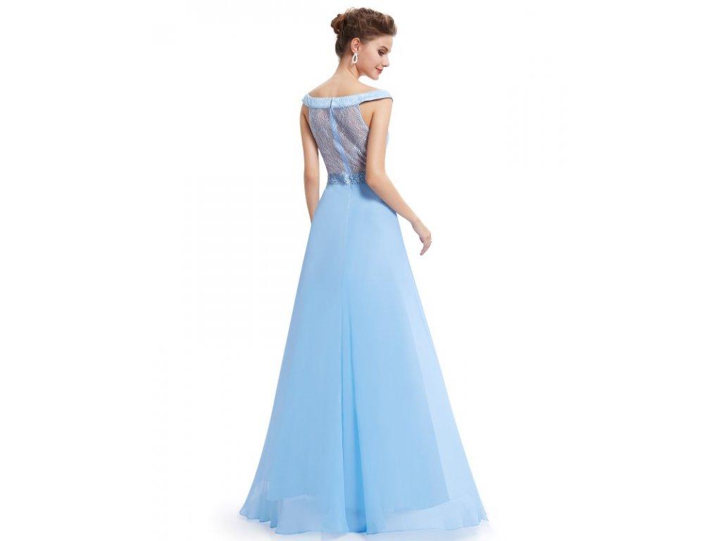 c99725d45fa5 Ever Pretty plesové šaty světle modré 8736 - trendy-obleceni.cz