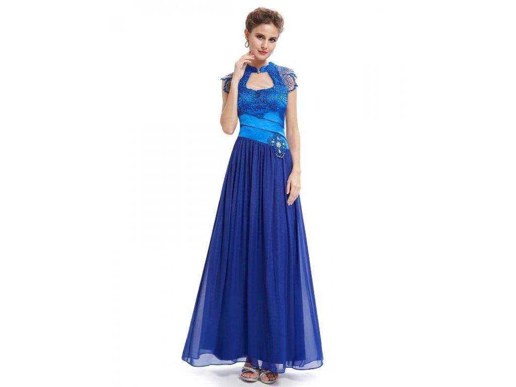 Ever Pretty dlouhé společenské šaty 9948