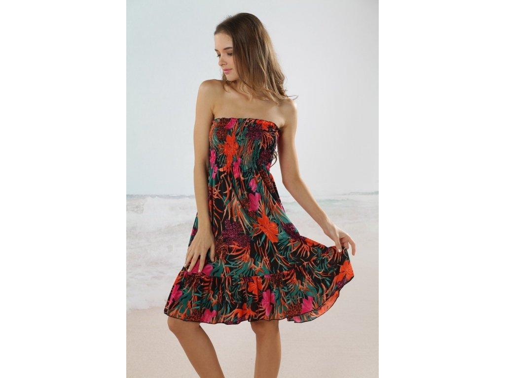 Letní šaty trendy oblečení 497c84dcb7