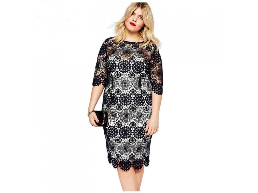Inkedelegant loose big women clothing plus size LI