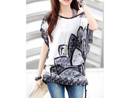 chiffon blouse lc25482 1