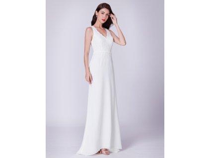 Ever Pretty úchvatné bílé šaty 7385 42d4f36e54