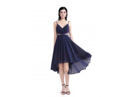 76945ab92fa Krátké šaty tmavě modré Ever Pretty 3040