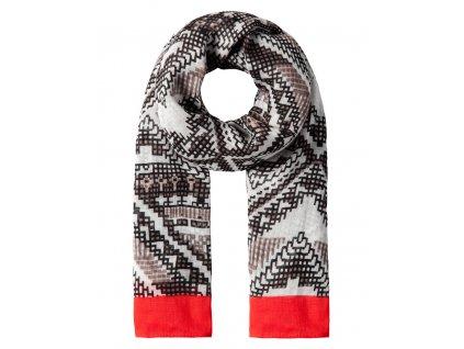 Vincenzo Boretti luxusní šátek, šálka béžová