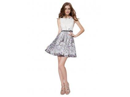 Elegantní šaty koktejlky Ever Pretty 5204