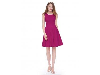 92435ab57ae Ever Pretty luxusní letní šaty růžové 5511