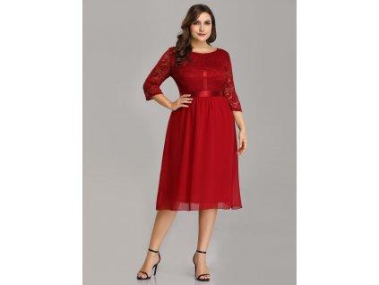 6c607af12dc Ever Pretty červené šaty 7641