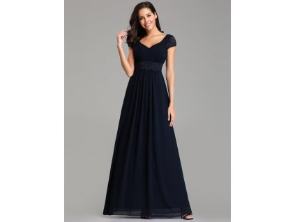 2b3ba5ece79 Ever Pretty tmavě modré šaty 7673