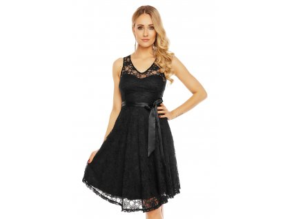 dress mayaadi hs 390 black l