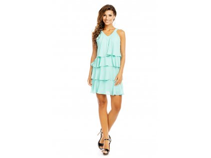 dress mayaadi hs 372 mint l