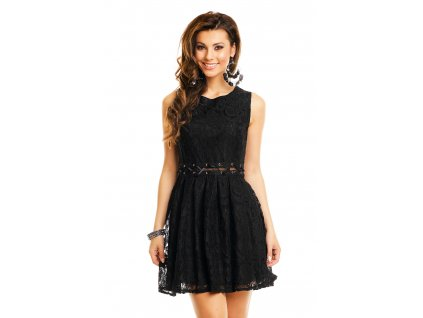 dress jusdepom r965 black 2 pcs