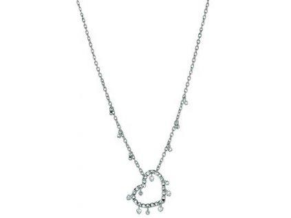 Ginevra luxusní náhrdelník srdíčko CL30