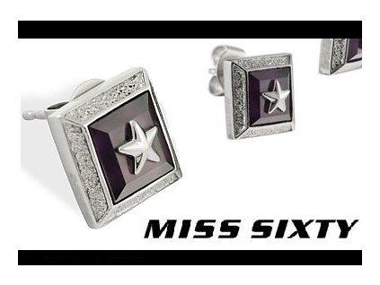 MISS SIXTY Rock MI806 náušnice